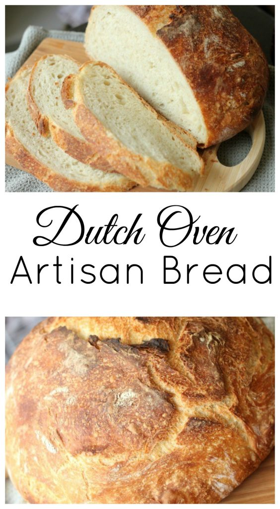 Beautiful Warm Dutch Oven Artisan Bread can get in my belly any day of the week. It's not only pretty, but so yummy! Top with honey butter or garlic butter...Mmmmm!