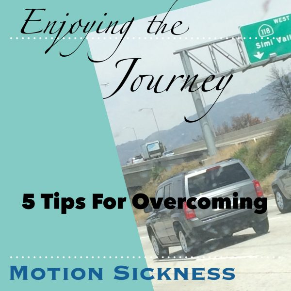 5 Tips to Overcome Motion Sickness