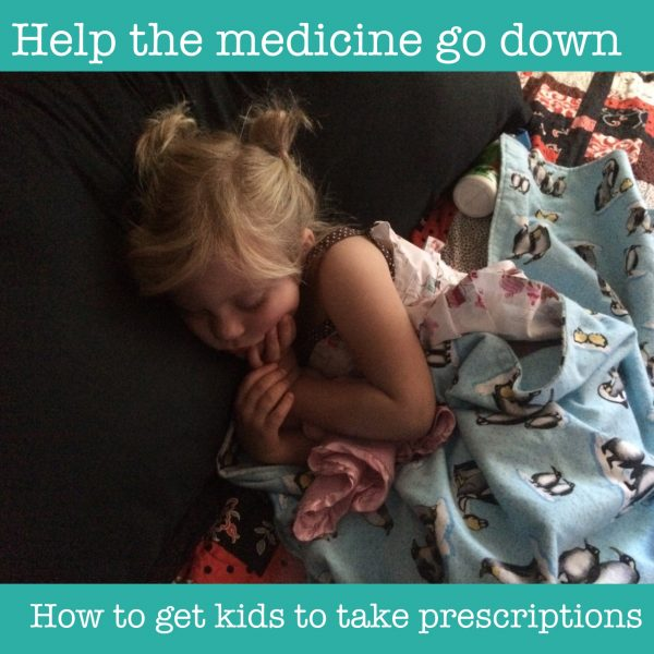 Tips for Helping Kids Take their Prescriptions