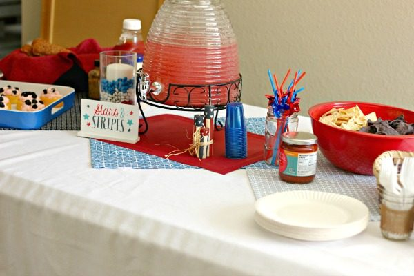 4th of July Food Table Must-Haves