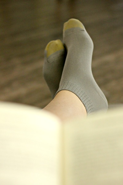 Saving my Feet from Cracked Summer Heels