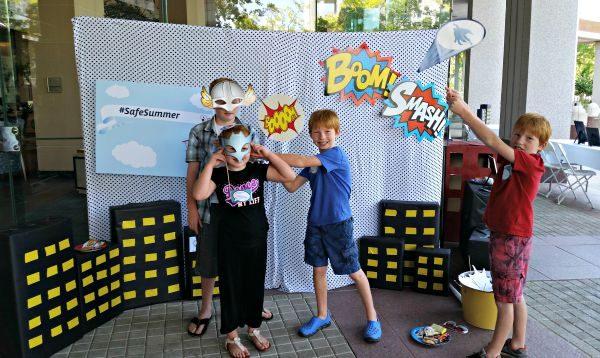 Shriners Hospitals for Children Summer Safety Event