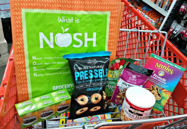 Healthy Trail Mix for Kids with NOSH Ingredients from Grocery Outlet