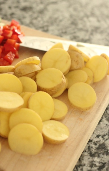 Honey Gold Potatoes