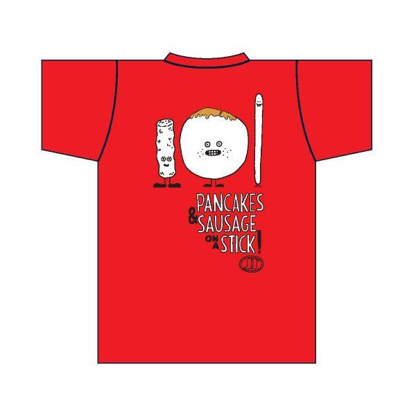 Jimmy Dean Pancakes & Sausage On a Stick T-Shirt