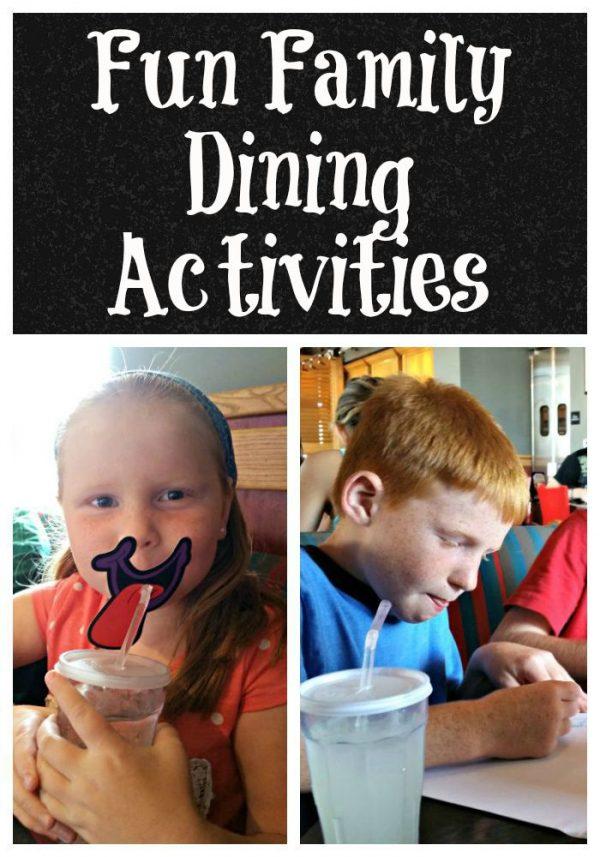 Fun Family Dining Activities