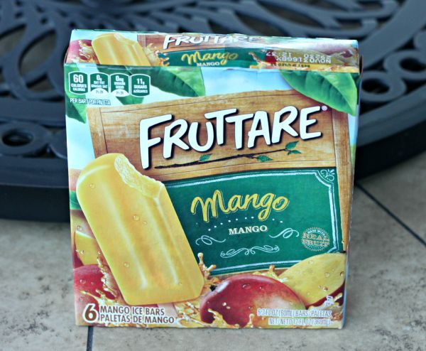 Fruttare Fruit Bars for a Refreshing Treat
