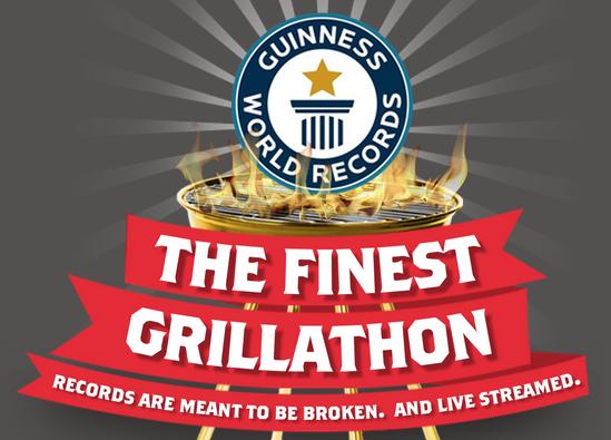 The Finest Grillathon