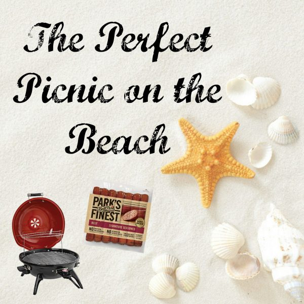 The Perfect Picnic on the Beach