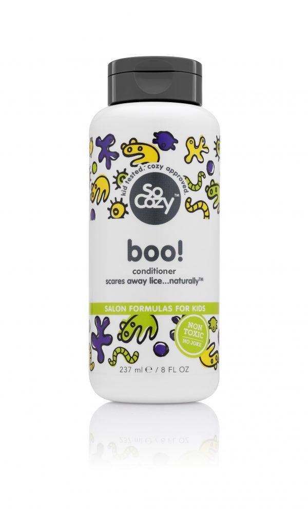 SoCozy Boo! Conditioner for Lice Prevention
