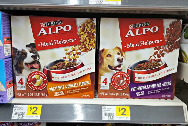 Alpo Meal Helpers to Enhance Your Pup's Meal