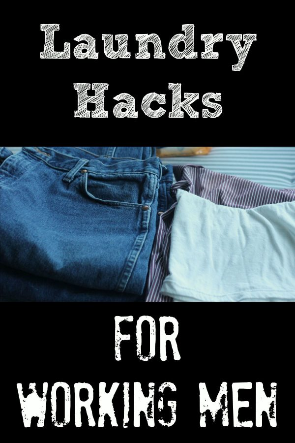 Laundry Hacks for Working Men