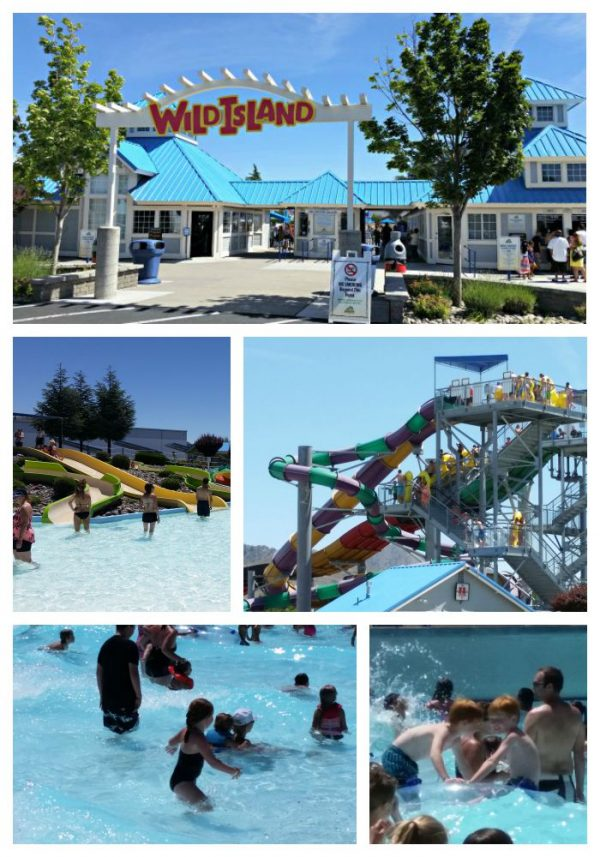 Wild Island Family Adventure Park in Sparks, NV
