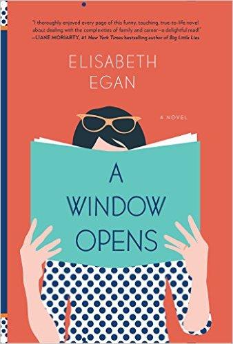 a window opens a novel