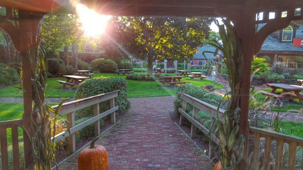 Yankee Candle Village Grounds