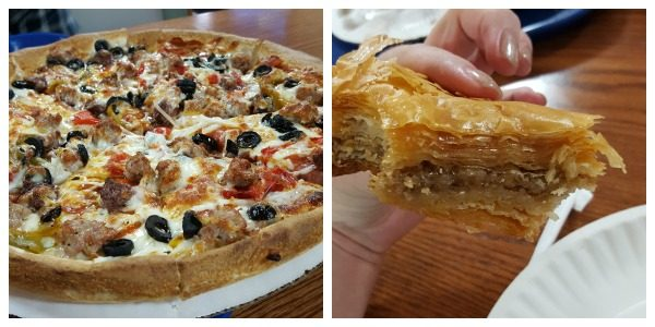 Brattleboro Village Pizza and Baklava