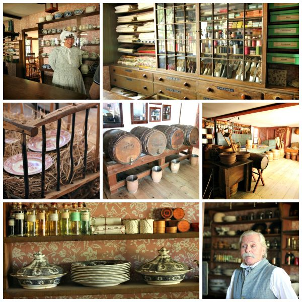 Step Into History at Old Sturbridge Village, in the town store