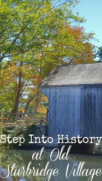Step Into History at Old Sturbridge Village