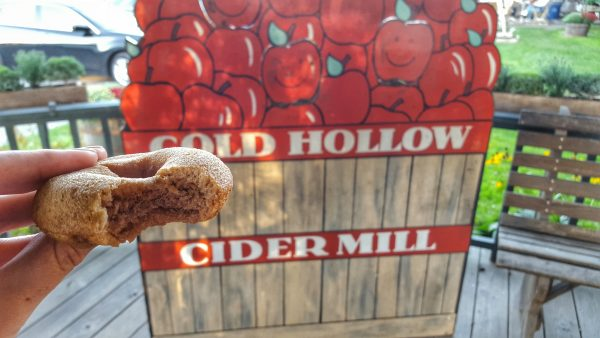 Cold Hollow Cider Mill Apple Cider Donuts
