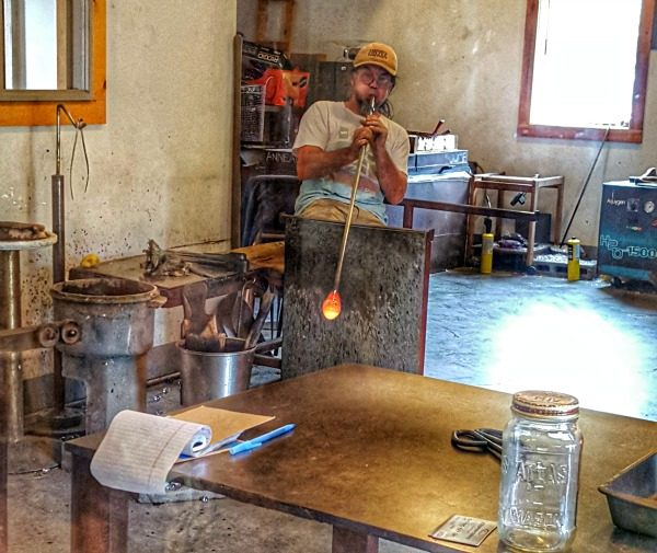 Zeimke Glass Blowing Studio