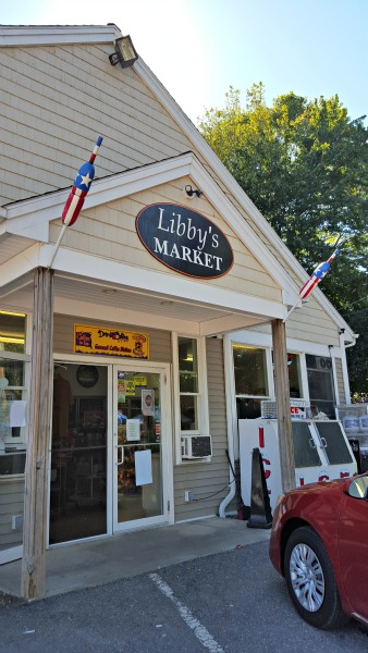 Libby's Market in Brunswick, Maine