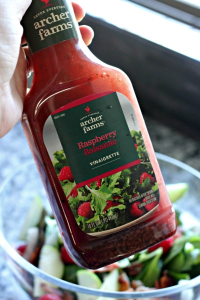Archer Farms Raspberry Balsamic Vinaigrette
