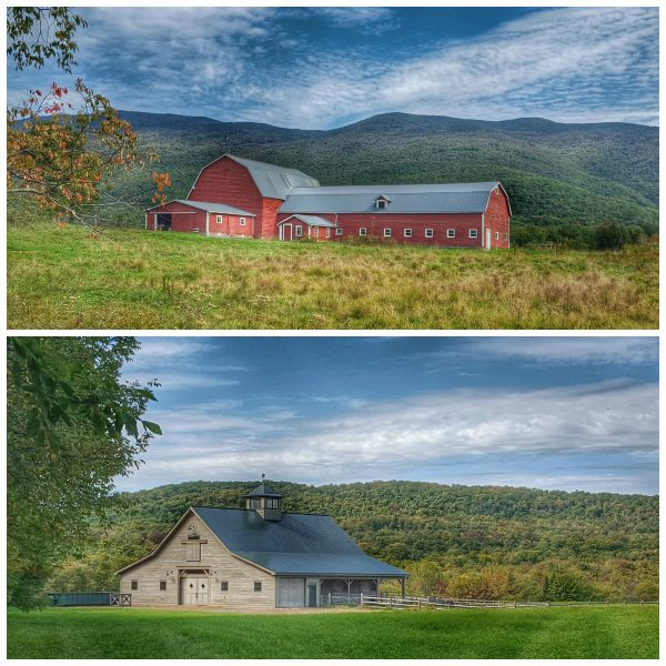 Barns of Vermont