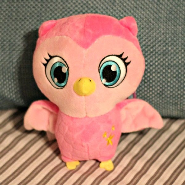 Little Charmers Plush Owl