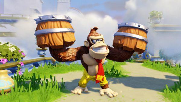 Skylanders SuperChargers Donkey Kong