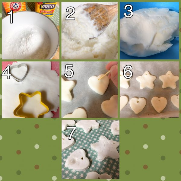 1 Easy Homemade Ornament Modeling Clay