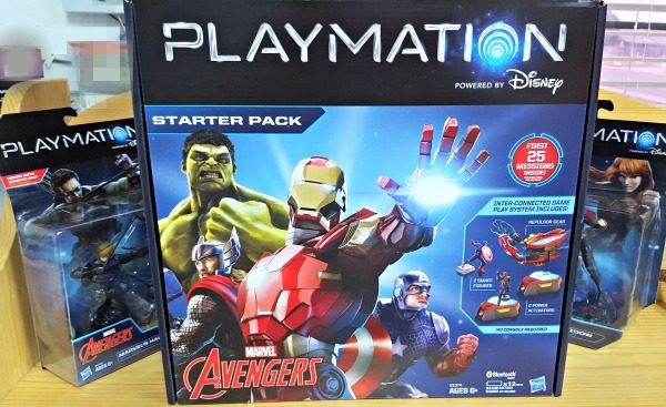 Playmation Marvel's Avengers