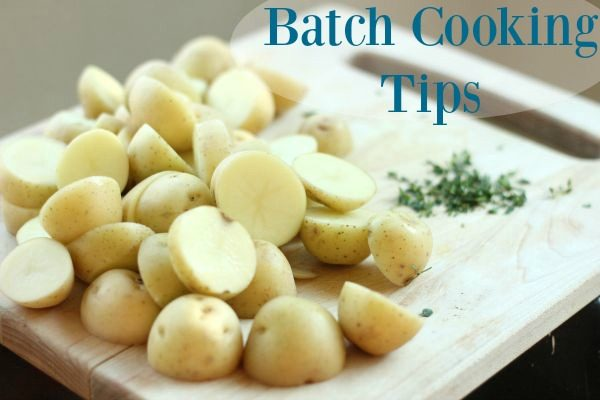 Batch Cooking Tips