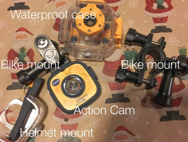Kidizoom Action Cam by VTech, for the outdoorsy kid