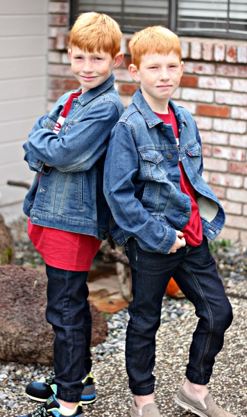 Levi's® Kids are Holiday Favorites in Kids Fashion