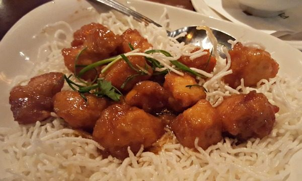 P.F. Chang's Crispy Honey Chicken