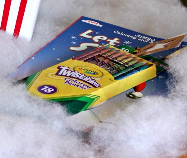 Snow Day Gift of Coloring Supplies and a Redbox Promo Code