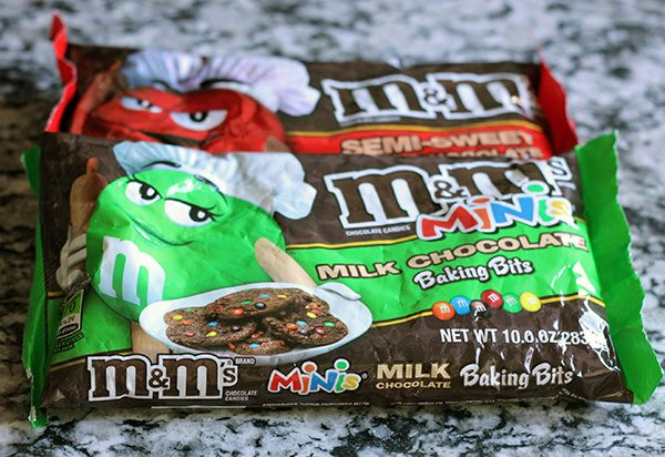 Holiday M&M's® Brand Minis Whoopie Pies