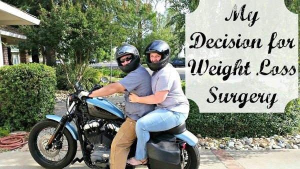 My Decision for Weight Loss Surgery