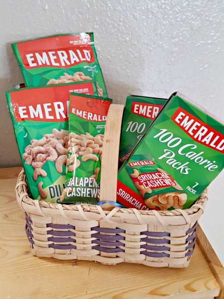 Killing Boredom with Bold New Flavors from Emerald Nuts