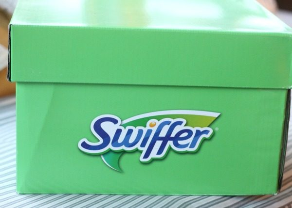 Say Yes to the Mess with Swiffer WetJet