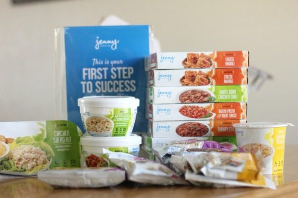 Jenny Craig 5 Day Weight Loss Starter Kit at Walmart