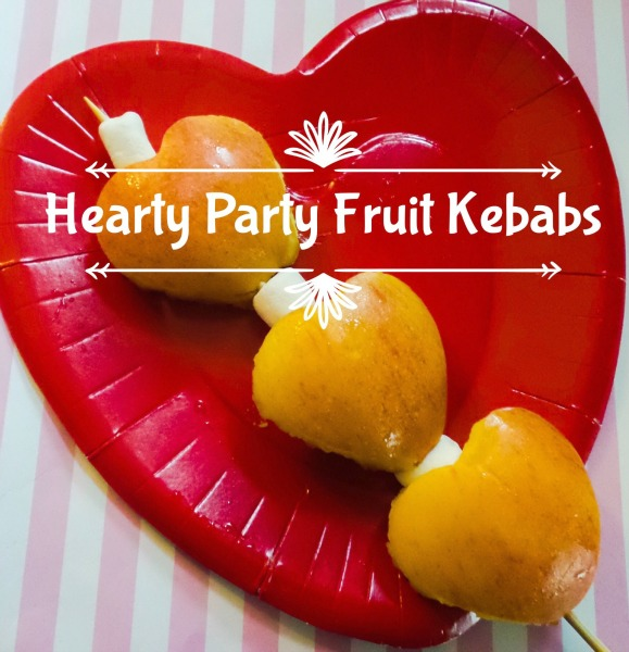 Hearty Party Fruit Kebabs