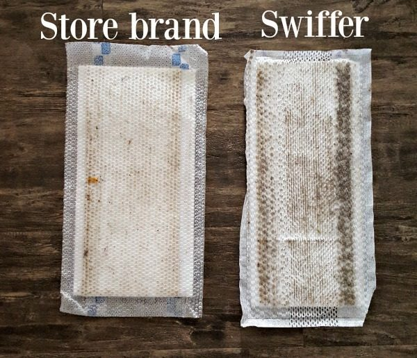 Swiffer vs The Store Brand - Find out which is the best cleaning product for your needs