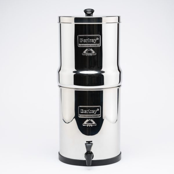 Clean Drinking with the Big Berkey Water Filter