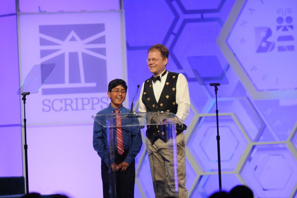 Scripps National Spelling Bee Supported by Kindle for Kids