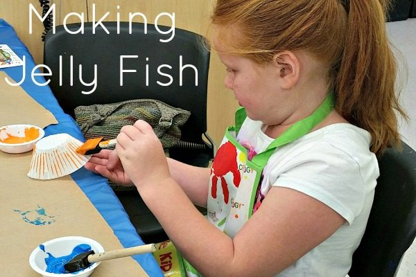 Michaels Camp Creativity, through the summer, and only $5 for tons of crafts and lessons!