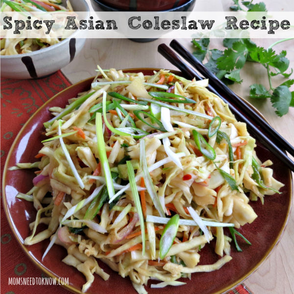 Spicy-Asian-Coleslaw-Recipe