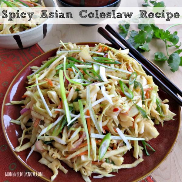 Spicy-Asian-Coleslaw-Recipe