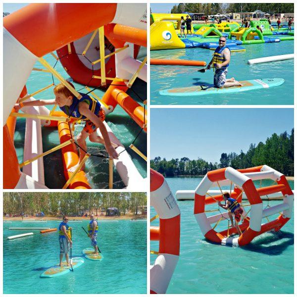 Wake Island Waterpark in Northern California, for Serious Water Fun