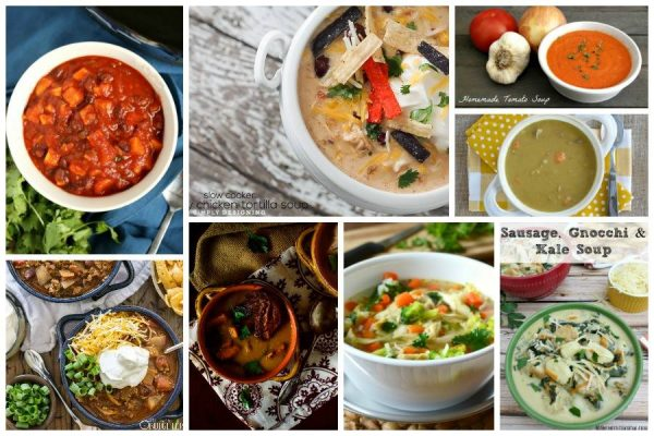Host Favorites Delicious Dishes Soup Recipes